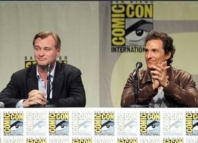 Matthew McConaughey y Christopher Nolan juntos en Interestellar