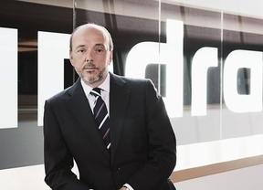 Javier Monzón, presidente de Indra