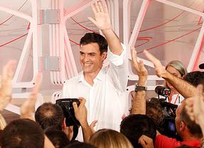 El 80% de los 16.000 votos que dan la victoria a Pedro Sánchez proceden de Andalucía