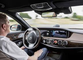 Mercedes-Benz Clase L Intelligent Drive