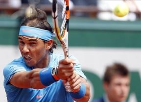 Nadal logra el pase a la segunda ronda de Roland Garros