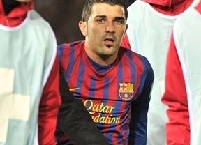 Las lesiones con títulos son menos lesiones: el Barça se conjura para ganar el Mundial y ofrecérselo a Villa