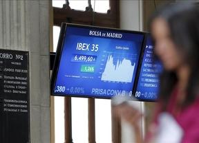 El Ibex pierde casi 400 puntos en una semana y cierra en los 7.700 enteros
