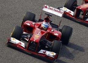 Gran Premio de China: Alonso vuela para subir a lo más alto del podio