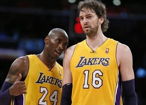 Pau y 'sus' Lakers, de mal en peor: nueva y humillante derrota ante Toronto (108-103)