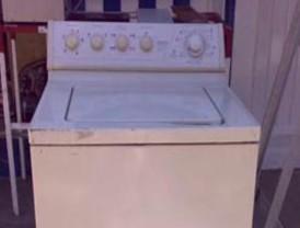 Niña de 10 años muere ahogada en una lavadora