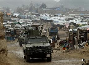 Militares españoles repelen un ataque y matan a un falso soldado afgano