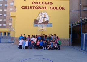 El Colegio Cristóbal Colón de Talavera convierte a sus alumnos de segundo en 'empresarios de la cerámica'