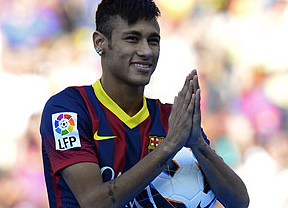 Más rápido, imposible: Neymar ya habla catalán