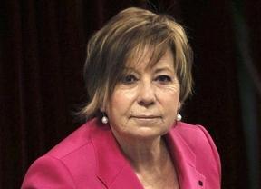 Villalobos vuelve a protagonizar un encontronazo en el Congreso: echa a Tardá (ERC) por llamar