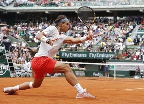 Nadal se pasea ante Wawrinka y alcanza su octava semifinal de Roland Garros