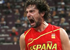 Éstos no nos fallan nunca: España gana a Rusia (67-59) y se mete en la tercera final olímpica de nuestra historia