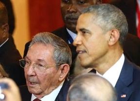 Castro afirma que el bloqueo 'no es responsabilidad' de Obama