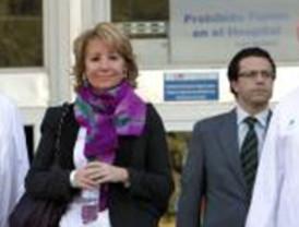 Aguirre retoma este lunes su agenda política tras vencer al cáncer