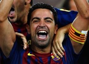 Otro récord para Xavi Hernández: supera a Raúl como el futbolista con más partidos en Champions