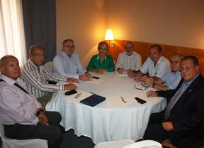 Los Bancos de Alimentos de Castilla-La Mancha estudian crear una Federación regional