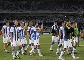 La Real Sociedad debuta en casa en su sueño europeo frente al Shakhtar Donetsk