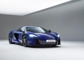 McLaren fabricará 50 unidades a medida del nuevo 650S
