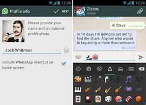 WhatsApp se actualiza en Android para ser m�s discreto