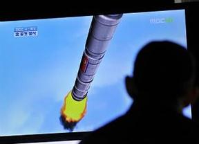El polémico misil de Corea del Norte termina desintegrado por un error