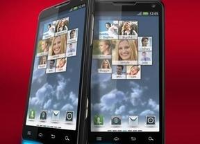 El nuevo Motorola Motoluxe llegará a España en Abril