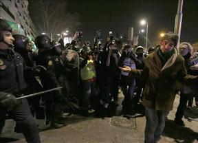 La marcha de la Marea Ciudadana termina con 45 detenidos y 40 heridos en Madrid