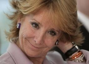 Esperanza Aguirre no tiene paciencia con Rajoy: pide una