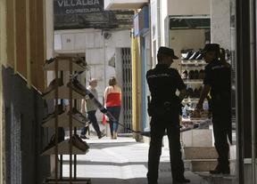 Apuñalada una mujer en plena calle en el centro de Guadalajara