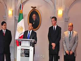 Nombra gobernador de Guanajuato Oliva Ramírez, a Héctor López Santillana nuevo secretario de Gobierno