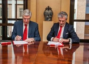 Banco Santander se convierte en colaborador estratégico de FIAB para impulsar la financiación de las empresas