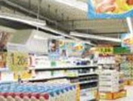 El gasto en alimentos y bebidas por familia en 2009 en Murcia fue de 1.250 euros, por debajo de la media estatal