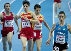 Higuero, subcampeón en 3.000, se cuelga la medalla cien para España en los Europeos
