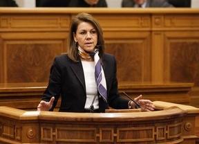 Reducir escaños, reformar el Estatuto de Autonomía y el Reglamento de las Cortes... siguientes pasos de Cospedal