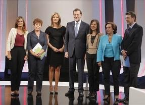 Rajoy usó la entrevista para: no pedir disculpas, no anunciar más recortes y no aceptar presiones
