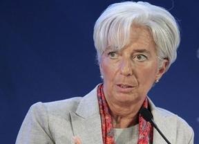 Lagarde, optimista: 'Mi esperanza es que los 7 años débiles se conviertan en 7 fuertes'