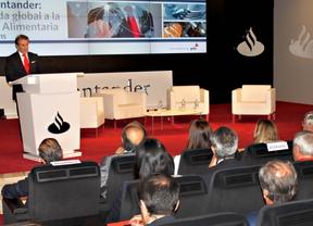 Banco Santander y FIAB apuestan por la internacionalización de la alimentación y las bebidas