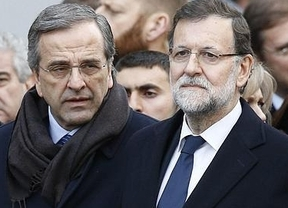 Rajoy desvela que la economía española creció un 1,4% en 2014, frente a la previsión oficial del 1,3% del Ejecutivo