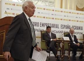 Margallo insta a Ucrania a hacer 'reformas estructurales' aunque puedan generar 'víctimas'