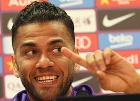 El futbolista Dani Alves descarta seguir en el Barça y carga contra el club por haberle