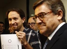 Juan Torres, coautor del borrador de programa económico de Podemos, se lamenta de 'la energía negativa y las bajezas'