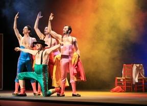 Yllana lleva hasta Murcia su hilarante y crítico retrato de la España actual: 'Muu2'