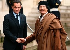 Francia vendió armas a Gadafi meses antes de acabar con su régimen