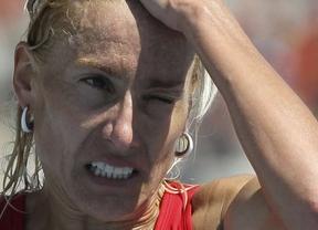 El feo asunto del dopaje cerca más a Marta Domínguez: la IAAF le pide cuatro años de sanción