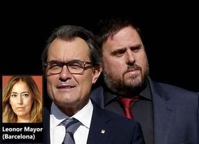 El independentismo pierde fuelle: el 54% no quiere dejar Espa�a, seg�n el CIS catal�n