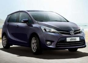 Llega a España la gama 2015 de Toyota Verso
