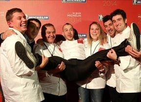 Madrid logra al fin un 3 estrellas Michelin con David Mu�oz y su original restaurante DiverXo