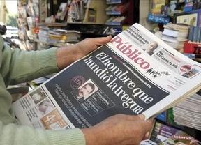 La crisis sigue golpeando al sector de la prensa: 'Público' solicita concurso voluntario de acreedores
