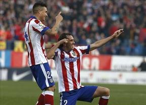 El Atleti comienza el año con una victoria ante el Levante (3-1)