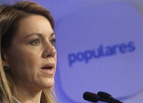 Suspendida la declaración de Cospedal por el caso 'Detectives Almirante'