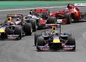 Vettel parte con mucha ventaja en su duelo con Alonso